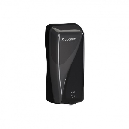 Identity - Foam soap dispenser Black finish